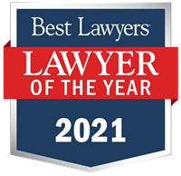 Best Lawyers Lawyer of the Year 2021