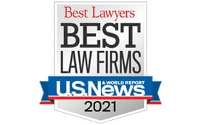 Best Law Firms US News 2021